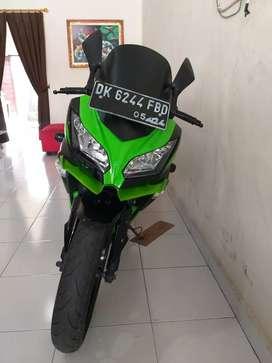 Kawasaki Ninja 250 Fi pmk Th.2019 istimewa!!