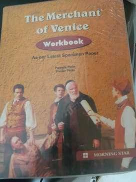 The merchant of Venice  (Class 9)