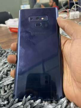 Samsung Note 9 128GB Old Phone On EMI