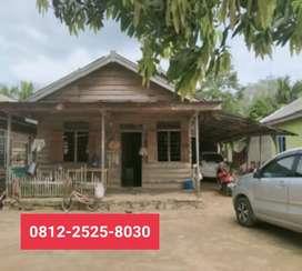 Rumah murah tanah luas 975 di Bangka Selatan