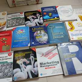 MBA BOOKS FOR SALE