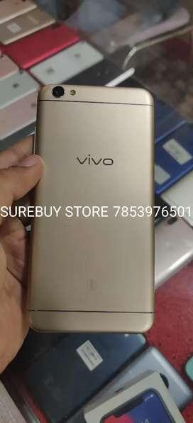 Vivo V5(4/32) Gold Colour . Fingerprint