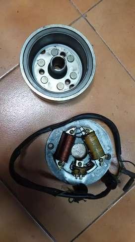 Rx 135/rxz 5 speed clutch bell