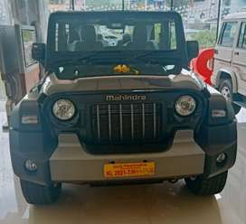 Registered Mahindra Thar 2021 Petrol 2042 Km Driven