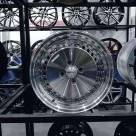 Velg mobil Ayla ring 15 bisa kredit dan tukar tambah