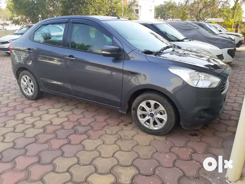 Ford Aspire 2017 Petrol Well Maintained