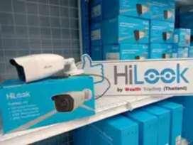 Promo kamera CCTV paket lengkap kamera 2mp  Area sukabumi