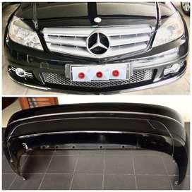Bumper Mercedes Benz W204 Avantgarde (ORIGINAL)