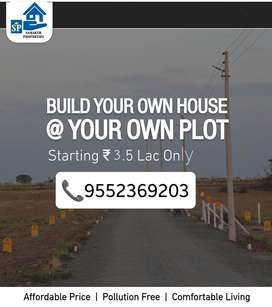 #Selling a plot which you are looking for best returns at Ranjangaon