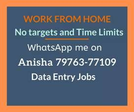 Simple typing job / Work from home / Earn monthly 30,000