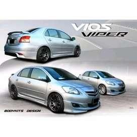 Bodykit Vios viper 2007-2012