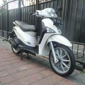 Vespa liberty thn 2014 /Bali dharma motor