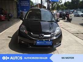 [OLX Autos] Honda Mobilio 1.5 E Bensin 2014 AT Hitam #MJ Motor