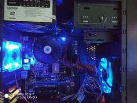 CPU Komputer PC pakean sendiri nego