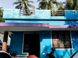 5Cent Land with 700Sq Feet House for Sale