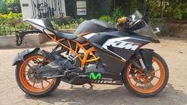Ktm Rc 200 (1 owner) excellent condition