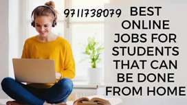 Part time job data entry job at your home