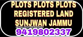 Plots for sale in Sunjwan Jammu