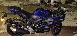 R15 v3 showroom condition less driven