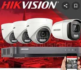 Pasang cctv hikvision murah