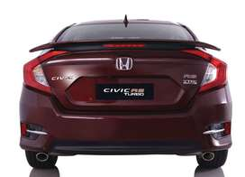Honda Civic 2018 get on esay instalment