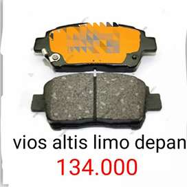 Brakepad depan vios/altis/limo