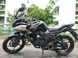Yamaha fazer black colour superb condition only 9000 km driven