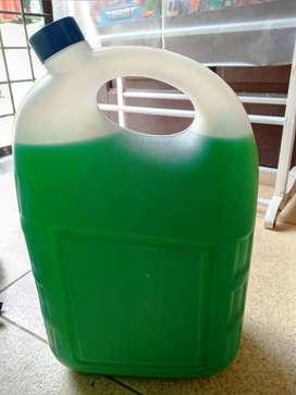 Sabun cuci tangan cair Homemade - 5kg - Harga Murah