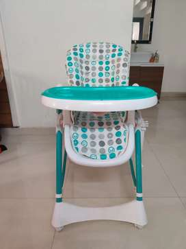 High chair- First step product