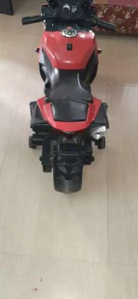 Toy bike R15
