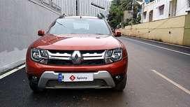 Renault Duster, 2016, Diesel
