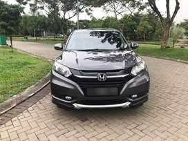 Honda HR-V E CVT 1.5 AT Grey 2016 TDP 35jt Test Drive #dirumahaja