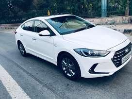 Hyundai New Elantra, 2017, Petrol