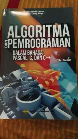 Buku Algoritma Pemrograman Rinaldi Munir