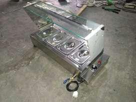 Bain Marie Mesin Untuk Menghangatkan Makanan Basah