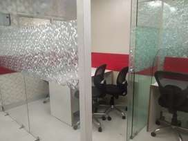 Newly constructed fully furnished office space for rent in kaushambi