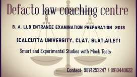 Law entrance & coaching centre