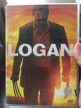 Logan (2017) dvd original