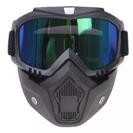 Goggles glass masker