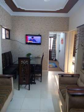 Furnished apartment for urgent sale in lucky star saddar karachi