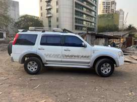 Ford Endeavour 2009 Diesel 80000 Km Driven