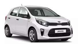 Kia Picanto available on easy monthly installments.