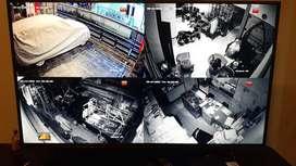 Penjualan&Pemasangan CCTV Gambar Dijamin Jernih