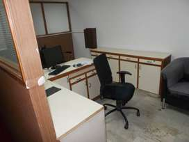 Ready to move, 350 sqft space for office on lease
