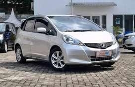 Dijual Honda JAZZ S Manual 2012 Silver Mulus Bisa Cash atau Credit