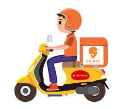 Swiggy Delivery Boy NO CHARGES