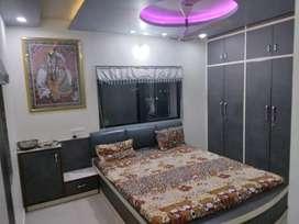 Beautiful 2 bhk furnished flat near Yagnik Road