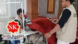 Big sale karpet masjid Premium bisa bayar stalah barang datang