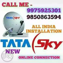 Online Tatasky connection