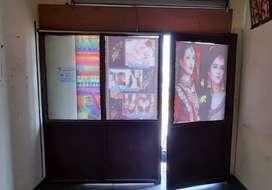 Beauty parlour partition for sale